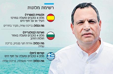 """מנכ""""ל נמל אשדוד, יצחק בלומנטל, צילום: גדי קבלו"""