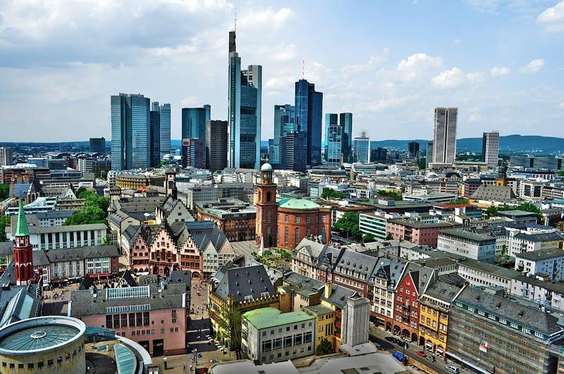 במקום ה-7: פרנקפורט, גרמניה