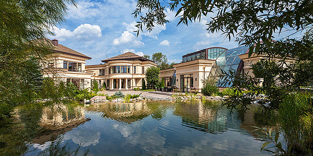 למכירה: הבתים היקרים ביותר בכל מדינה