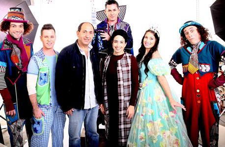 רמי לוי ו יפית אטיאס משקיעים ב הפקה חדשה בסגנון לאס וגאס, צילום: רפאל בן משה