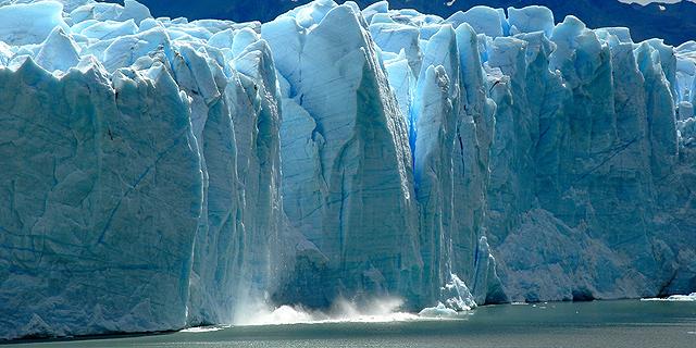 קרחון באנטרטיקה