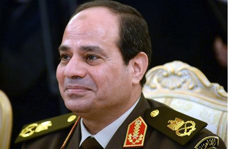 עבדל פאתח אל סיסי, צילום: רויטרס
