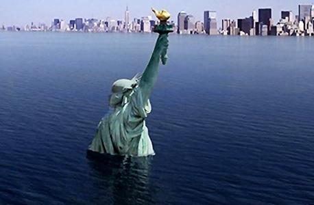 לא רחוק היום - ניו יורק שקועה בים