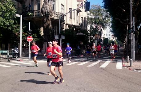 מרתון תל אביב (ארכיון)
