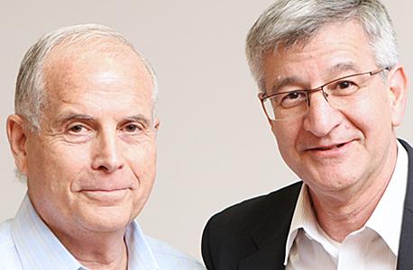 ישראל ברמן שופרסל רפי ביסקר דירקטוריון שופרסל, צילום: עמית שעל