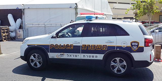 """המשטרה תצוייד במאות רכבי שטח """"קשוחים"""""""