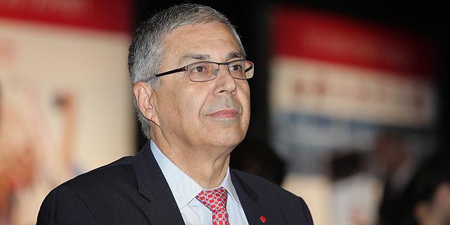 """מנכ""""ל בנק הפועלים לשעבר, ציון קינן, צילום: אוראל כהן"""