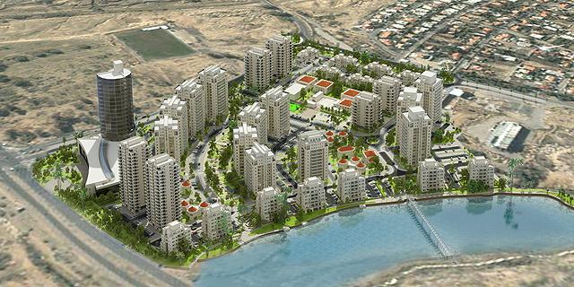"""באר שבע מתרחבת: הוועדה המחוזית אישרה תוכנית להקמת שכונה בת 1,200 יח""""ד"""