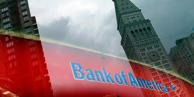 """דוחות הבנקים בארה""""ב: בנק אוף אמריקה איכזב בהכנסות, ג'יי.פי מורגן היכה את התחזיות"""