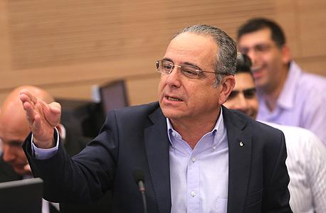 נשיא התאחדות התעשיינים שרגא ברוש, צילום: אלכס קולומויסקי