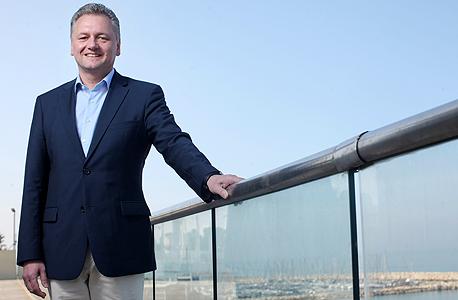 פיטר הסלר, שותף (50%) בחברת הנדסת מפעלי המיחזור URT, צילום: עמית שעל