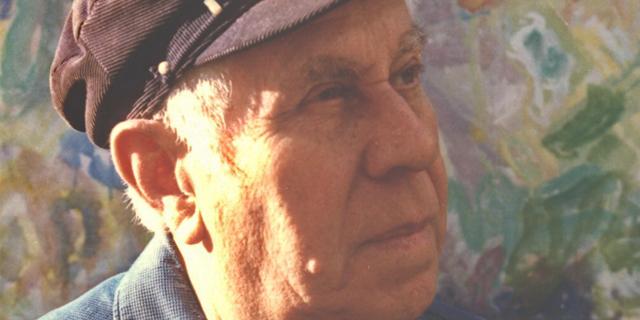 אפרים ליפשיץ: הצייר שהיה פקיד בנק