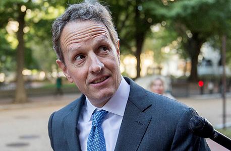 Warburg Pincus president Timothy Geithner. Photograph: Bloomberg