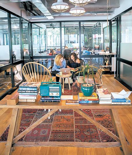 Mindspace: Photo: Oral Cohen