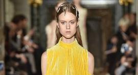 תצוגת אופנה ולנטינו, צילום: Getty Images