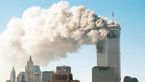 פיגוע התשיעי בספטמבר, צילום: איי אף פי