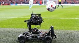 מצלמה כדורגל רובוט, צילום: רויטרס