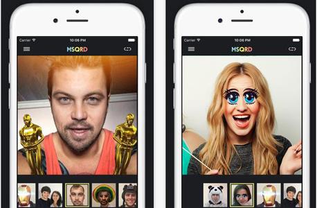 אפליקציה החלפת פרצופים Masquerade, צילום: itunes.apple.com