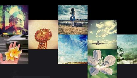 אפליקציה ענן pixlr, באדיבות: pixlr.com