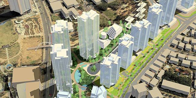 אושרה תוכנית ענק בגבעתיים: 900 דירות ייהרסו - 2,700 ייבנו