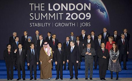 """המודיעין הבריטי ניצל את פסגת G20 לריגול אחר נשיאי רוסיה וארה""""ב"""