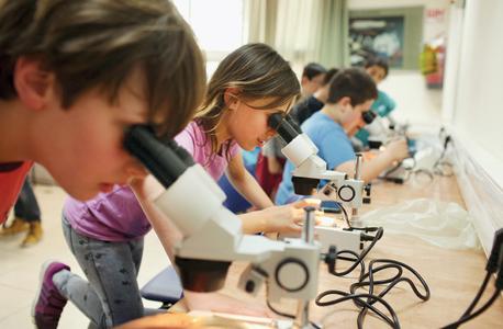 מרכז למחוננים ברמת השרון. רק כשליש מהערעורים על מבחני האיתור והסיווג הם מהורים לבנות