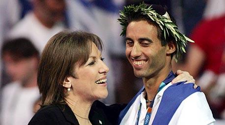 לימור לבנת. אוהבת את האולימפיאדה כי זה תקשורת אבל מה אם ההשקעה בספורט העממי?