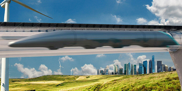 Hyperloop concept design