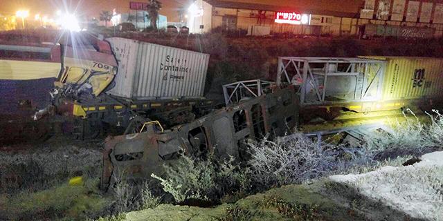 """בעקבות תאונת הברום: מנכ""""ל הרכבת זומן לשימוע"""