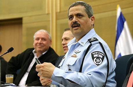 """מפכ""""ל המשטרה רוני אלשיך, צילום: עמית שאבי"""
