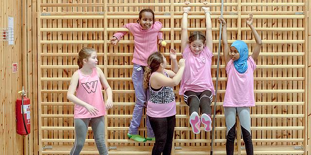 סקר: להורים ישראלים יש עמדה חיובית כלפי פעילות ספורטיבית של ילדות
