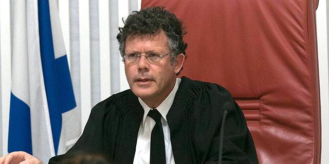 השופט יצחק עמית , צילום: אוהד צויגנברג