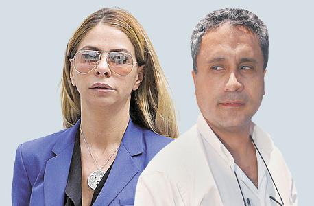 מימין שלי נרקיס ו ענבל אור, צילום: אוראל כהן ותומריקו