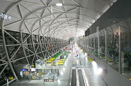 מקום 10. שדה התעופה קנסאי, אוסקה, יפן, צילום: שאטרסטוק