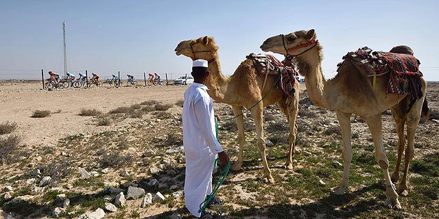 קטאר 2022: חלק מהאוהדים שיגיעו למונדיאל ילונו באוהל במדבר