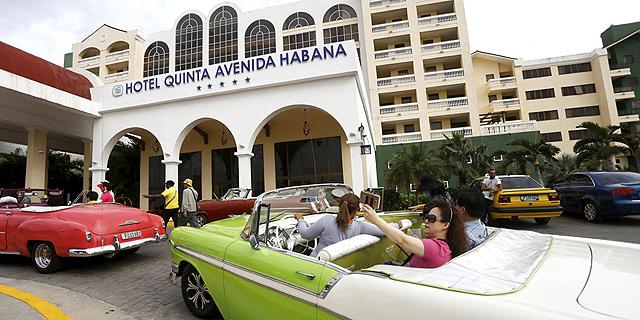 עסקה אמריקאית ראשונה בקובה: רשת מלונות תנהל 3 בתי מלון באי