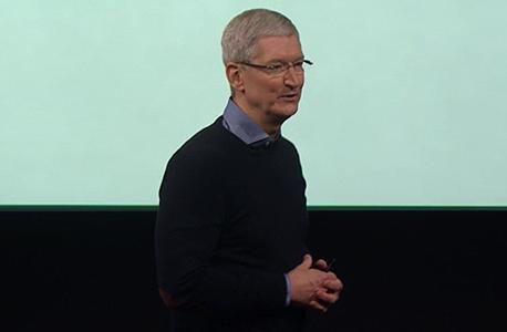 טים קוק אירוע אפל 21.3.16