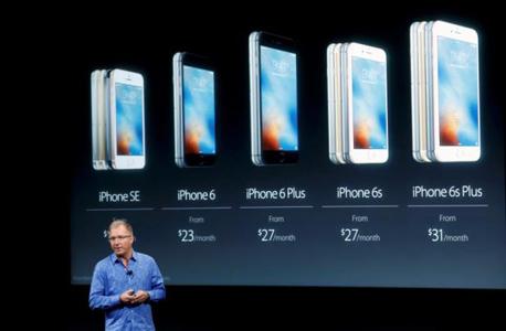 אייפון SE אפל סגן נשיא אפל גרג ג'וסוויאק, צילום: רויטרס