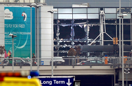 נמל התעופה אחרי הפיצוצים