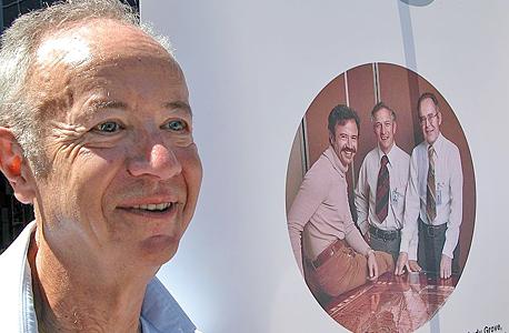 אנדי גרוב מנכל אינטל, צילום: By Intel Free Press