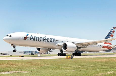 """מטוס של אמריקן איירליינס. מנגנון התמחור הדינמי שהגה המנכ""""ל בשנות ה־80 חיסל את המתחרות הזולות והפך את החברה לגדולה בעולם"""