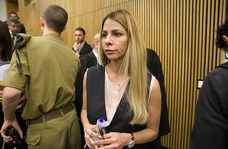 ענבל אור בית משפט , צילום: אוראל כהן
