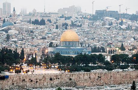 ירושלים. דורשים למצות את העתודות בשטח הבנוי, צילום: אוהד צויגנברג