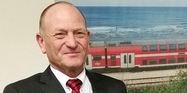 """בועז צפריר מנכ""""ל ממן, באדיבות: דוברות רכבת ישראל"""
