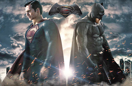 """קאוויל ואפלק ב""""באטמן נגד סופרמן"""". ההופעה של גל גדות לא נופלת משלהם"""