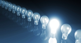 When it comes to stratups, having a  bright idea is only the beginning. Photo: Bigstock