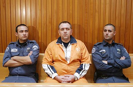 """רומן זדורוב בבית המשפט העליון. דו""""ח המכון לרפואה משפטית מקטין את האפשרות שהפרקליטות תסכים למשפט חוזר, צילום: אלכס קולומויסקי"""