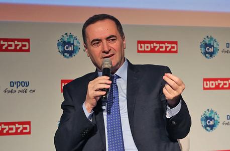 הוועידה לעסקים קטנים 2016 ישראל כץ שר התחבורה, צילום: צביקה טישלר