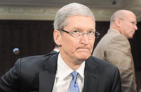 """מנכ""""ל אפל, טים קוק. יעיד בקונגרס"""