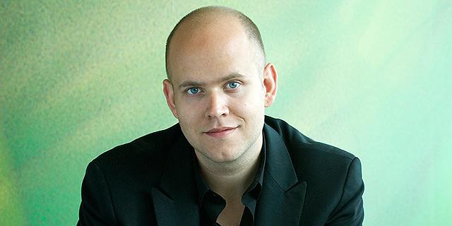 """דניאל אק, מנכ""""ל ספוטיפיי, צילום: spotifypresscom"""